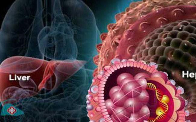 """90% người mang vi rút này không biết mình đang bị """"tử thần"""" ung thư gan rình rập"""