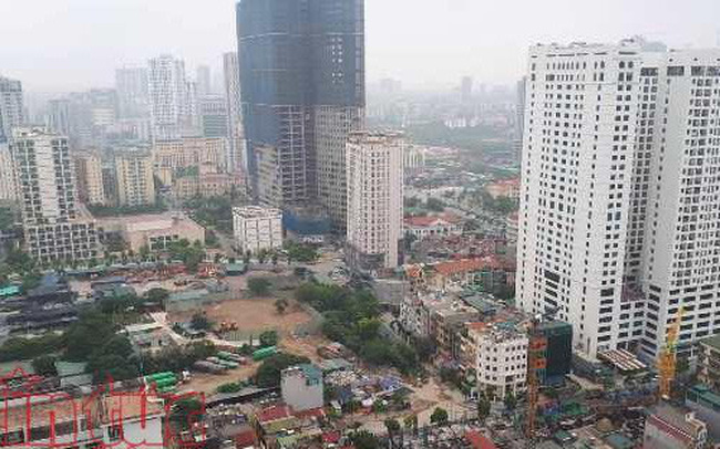 Quy hoạch Thủ đô định hình để phát triển