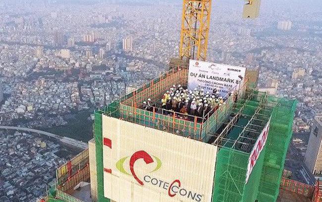 Vingroup làm 3 dự án VinCity, riêng ông trùm xây dựng Coteccons được giao 1/3 khối lượng công việc