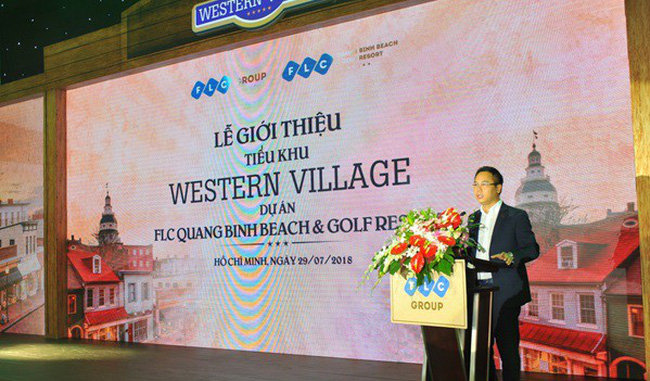 """Western Village – FLC Quảng Bình """"chào sân"""" thị trường TP.HCM"""
