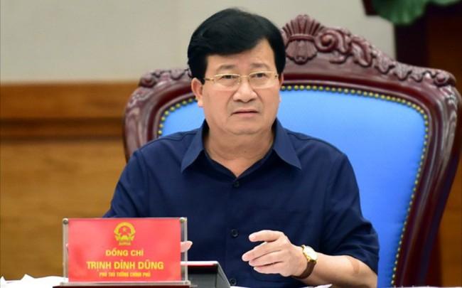 Phó Thủ tướng Trịnh Đình Dũng nhận thêm nhiệm vụ mới