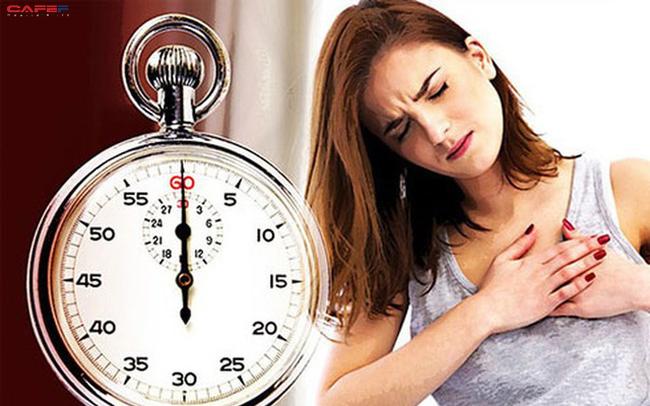 9 triệu chứng đột quỵ ở phụ nữ cực kỳ phổ biến nhưng thường bị bỏ qua