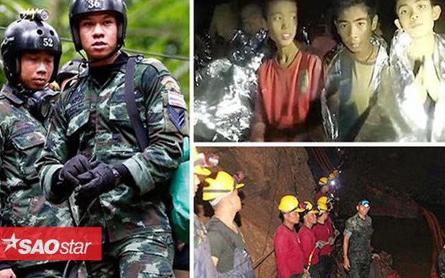 Cựu đặc nhiệm SEAL Mỹ: Giải cứu đội bóng Thái Lan khỏi hang 'giống như leo đỉnh Everest'