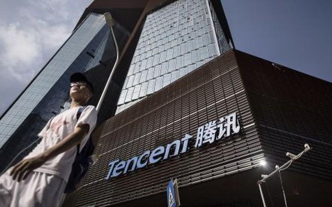 Tiếp tục lao dốc, Tencent mất 178 tỷ USD vốn hóa