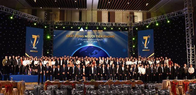 Đất Xanh Miền Trung vào top các doanh nghiệp nộp thuế TNDN lớn nhất Việt Nam 2017