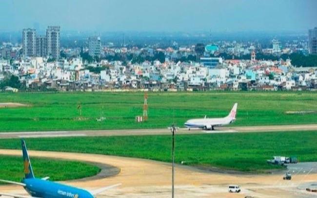 Công bố quy hoạch mở rộng sân bay Tân Sơn Nhất vào tháng 9