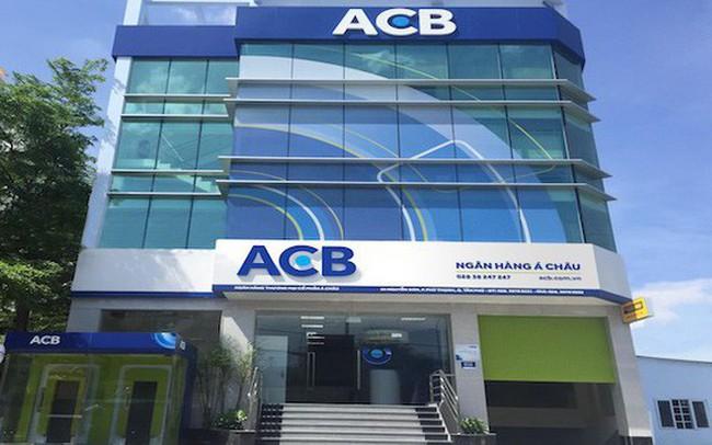 Ngày 7/9, ACB chốt danh sách cổ đông để trả cổ tức tỷ lệ 15%