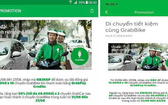 """Sau khi """"thất thế"""" ở Sài Gòn trước Go-Viet, Grab đang chuẩn bị """"đón lõng"""" Go-Viet ra Hà Nội?"""