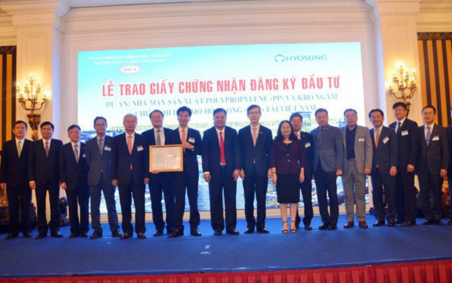 Image result for Tập đoàn Hàn Quốc đầu tư dự án hơn 1,2 tỷ USD tại Bà Rịa - Vũng Tàu
