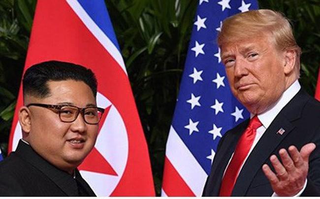 Tổng thống Trump nhận thư mới của lãnh đạo Triều Tiên Kim Jong Un