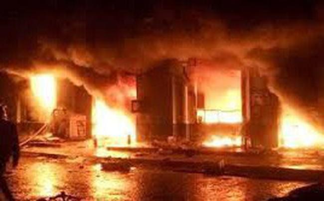 273 vụ cháy xảy ra trong tháng 8, làm thiệt hại gần 28 tỷ đồng