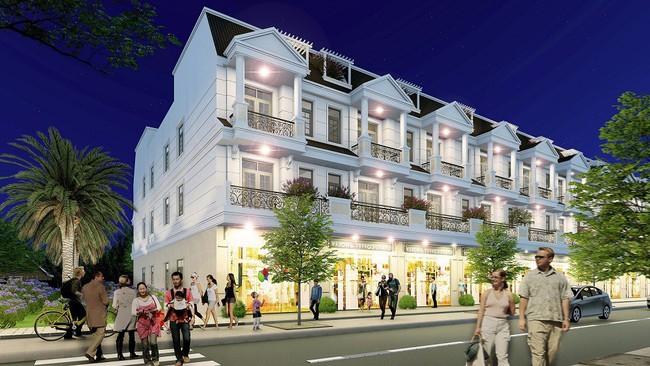 Thị trường BĐS Quý II/2018: Sức hút của dự án nhà phố tại Bắc Ninh với thiết kế sang trọng