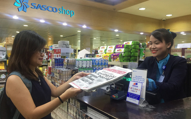 Sân bay Tân Sơn Nhất tăng giá mặt bằng, Sasco buộc phải giảm kế hoạch lợi nhuận