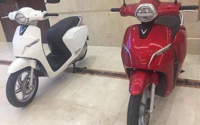 Lộ diện xe máy điện của VinFast: Tên là Klara?