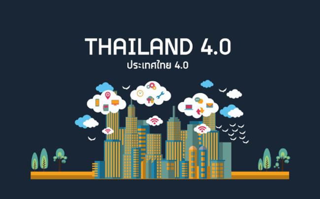 """""""Thái Lan 4.0"""" và khoản cược lớn nhằm thoát bẫy """"thu nhập trung bình"""""""