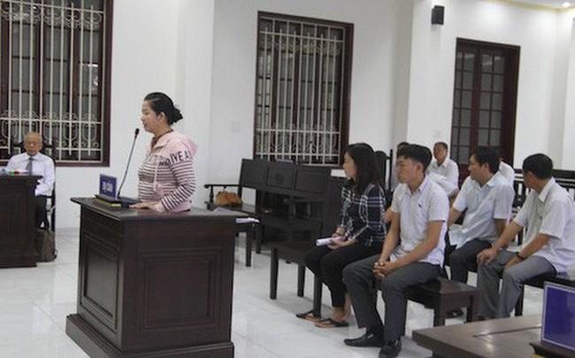 """Bất ngờ bản án lần 2 đối với """"bộ sậu"""" Công ty Lương thực Vĩnh Long"""