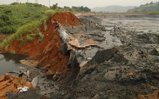 Vỡ đập hồ chứa chất thải ở Lào Cai: Công ty DAP số 2 lên tiếng
