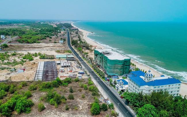 Hồ Tràm muốn xây sân bay hơn 220ha tại huyện Đất Đỏ, Bà Rịa – Vũng Tàu