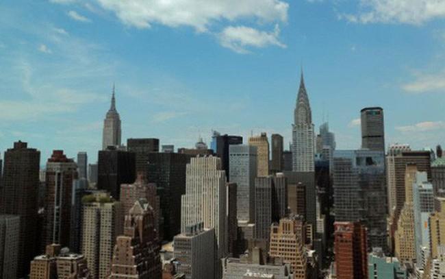 Vượt London, New York trở thành trung tâm tài chính hấp dẫn nhất thế giới