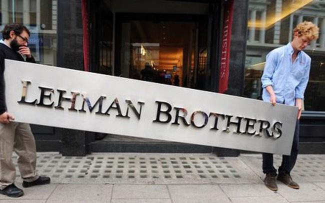 Ký ức kinh hoàng của những nhân viên Lehman Brothers bỗng nhiên ...