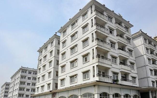 Hà Nội không báo cáo đúng hạn những tồn tại về nhà tái định cư