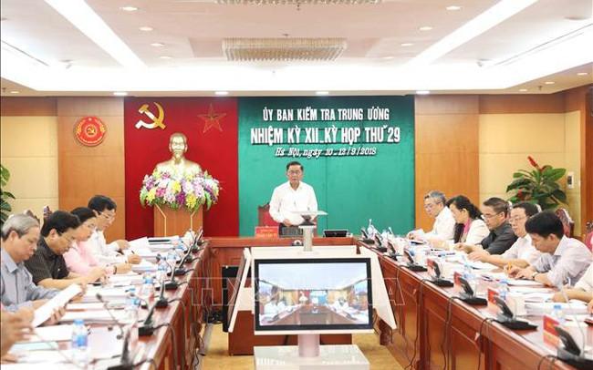 Xem xét, xử lý kỷ luật với Ban Thường vụ huyện ủy Hướng Hóa - Quảng Trị