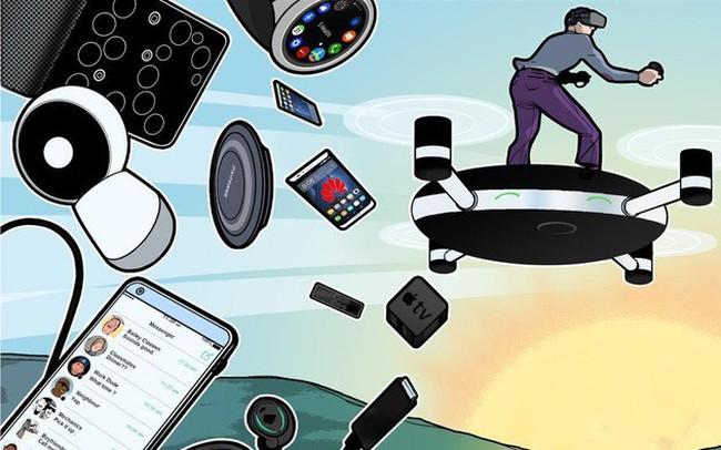 """Bộ tranh """"ngày ấy - bây giờ"""" chứng tỏ công nghệ đã làm cuộc sống của chúng ta thay đổi chóng mặt"""