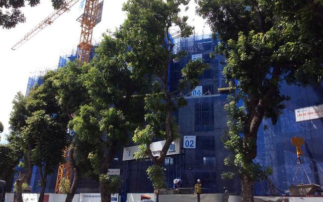 Lộ nhiều sai phạm ở dự án cao ốc nghìn tỷ giữa trung tâm Hà Nội, ông chủ đứng sau là ai?