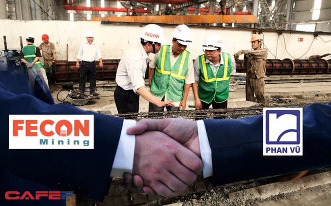 Thương vụ bạc tỷ ở Khoáng sản FECON, hé lộ lý do hai công ty cọc bê tông lớn nhất Việt Nam về cùng một nhà