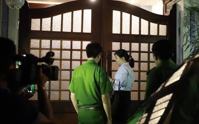 Cựu Chánh văn phòng Thành ủy Đà Nẵng vẫn đi làm trong ngày bị bắt