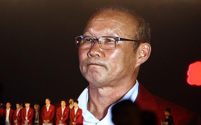 HLV Park Hang Seo nói cảm ơn bằng tiếng Việt, quyết vô địch AFF Cup 2018