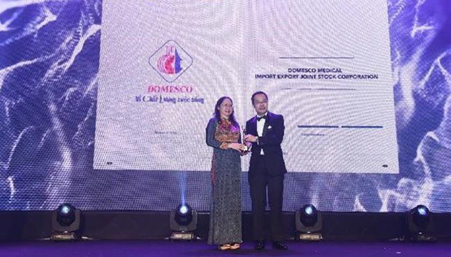 """Domesco vào top """"Doanh nghiệp có môi trường làm việc tốt nhất châu Á 2018"""""""