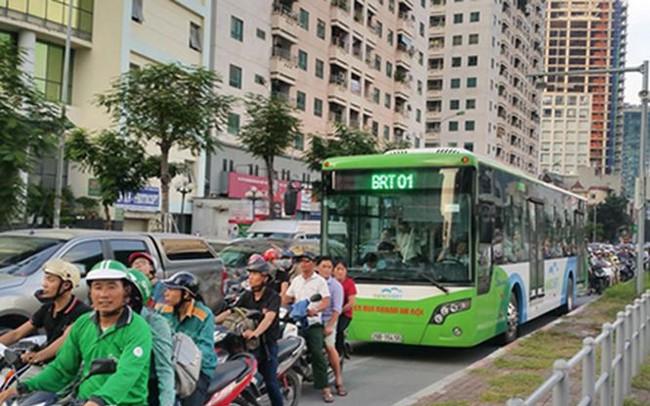 Nhiều sai phạm tại dự án buýt nhanh BRT Hà Nội