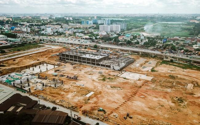 TPHCM: Dự án bến xe Miền Đông mới sẽ đi vào hoạt động đầu năm 2019