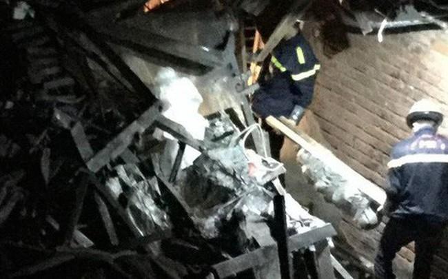 """2 nạn nhân chết cháy ở khu trọ của ông Hiệp """"khùng"""" là bố mẹ bệnh nhi sinh non"""