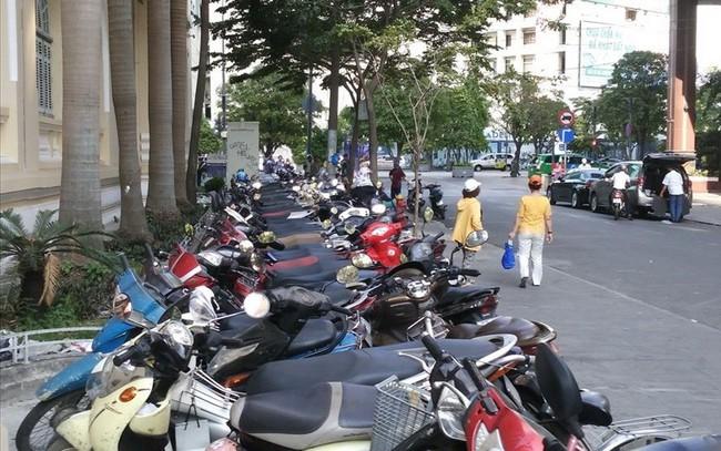 TPHCM: Tăng giá dịch vụ trông giữ xe từ ngày 1.10