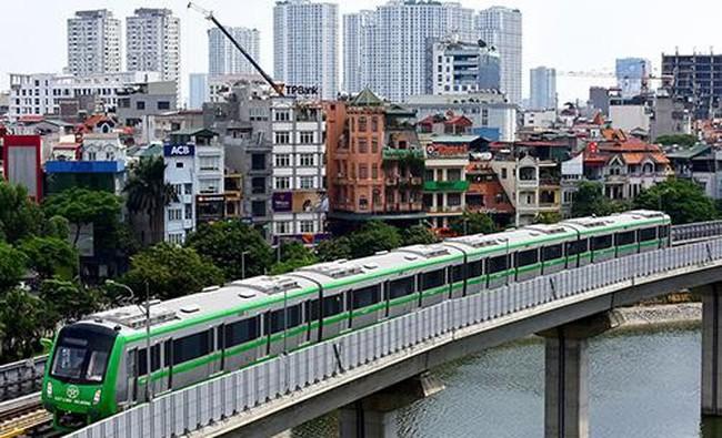 Đường sắt trên cao lăn bánh, bất động sản Hà Đông đón cơ hội mới