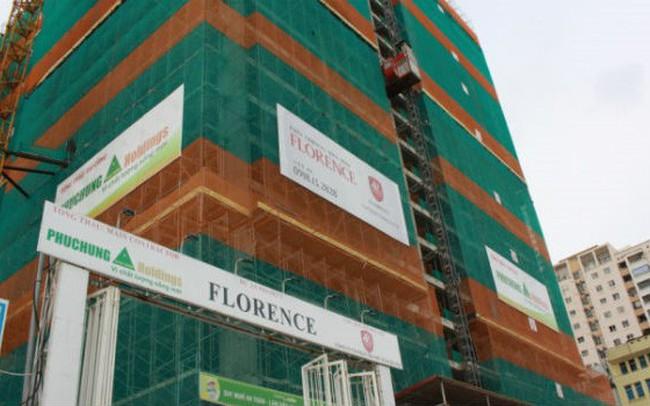 """Chủ cao ốc Florence trên """"đất vàng"""" Mỹ Đình bị phạt, truy thu 700 triệu đồng"""