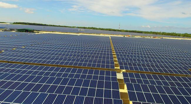 Năng lượng mặt trời và dấu ấn tiên phong
