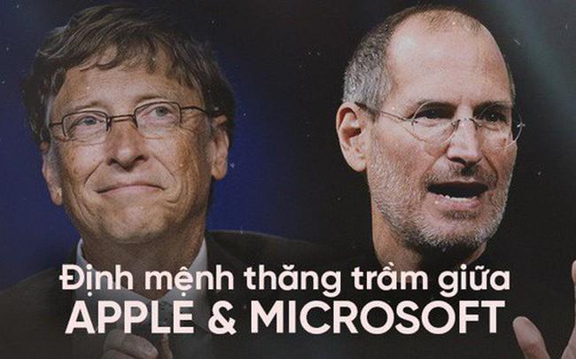 Định mệnh thăng trầm giữa Apple và Microsoft: Bất chấp hận thù vì bị đâm lén sau lưng, lòng cao thượng đã chiến thắng tất cả