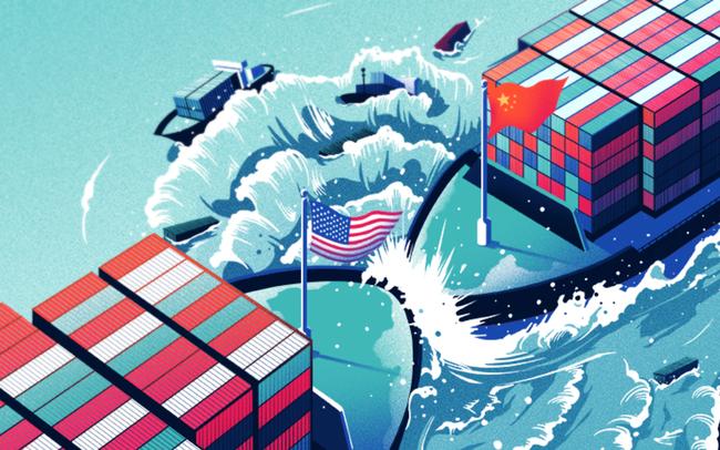 Rủi ro lớn nhất của chiến tranh thương mại Mỹ - Trung với Việt Nam là gì?