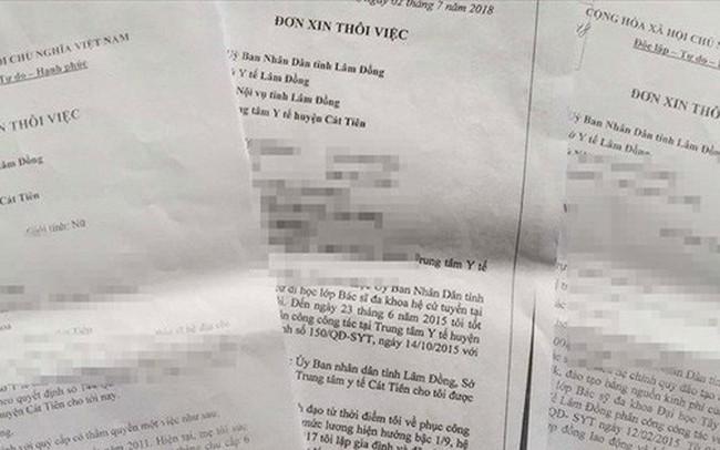 Lương thấp, hàng loạt bác sĩ ở Lâm Đồng nghỉ việc