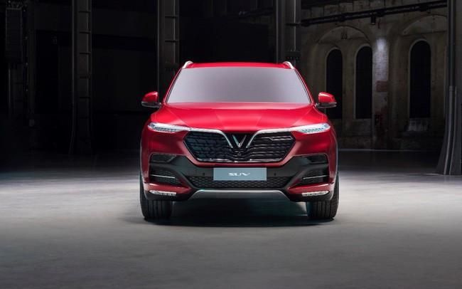 VinFast công bố những hình ảnh thiết kế ngoại thất đầu tiên của 2 mẫu xe Sedan và SUV