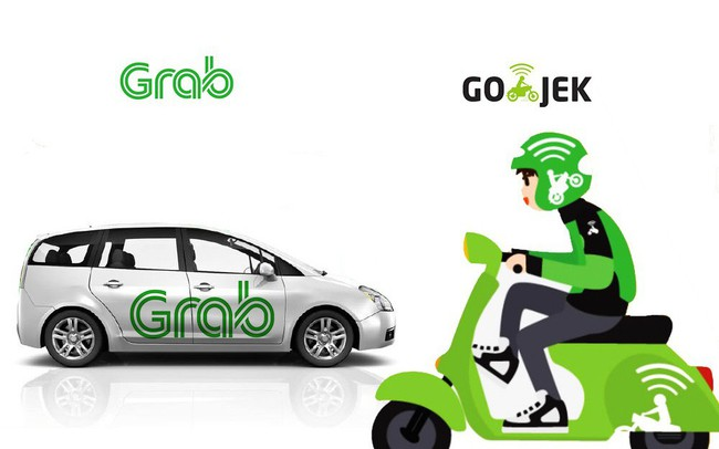 Grab đánh bại Go-Jek ở chính quê nhà Indonesia