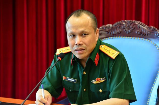 Phó Tổng giám đốc Viettel trở thành Phó Tư lệnh Bộ Tư lệnh Tác chiến Không gian mạng
