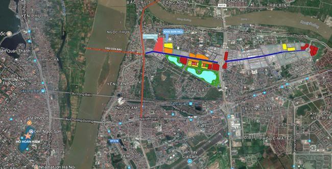 Đầu tư bất động sản khu vực quận Long Biên, nên hay không nên