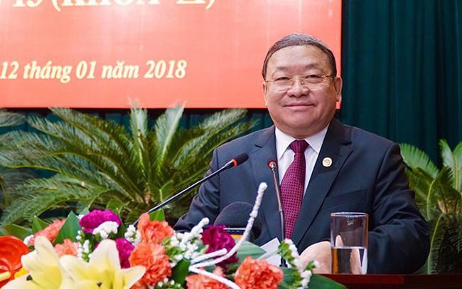 Hội Nông dân Việt Nam có Chủ tịch mới
