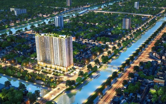 Bất động sản Tây Nam Sài Gòn hưởng lợi từ hệ thống hạ tầng giao thông mới