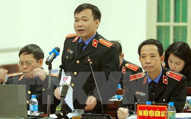 Xét xử ông Đinh La Thăng, Trịnh Xuân Thanh và đồng phạm: VKS đề nghị giảm án cho 6 bị cáo so với đề xuất