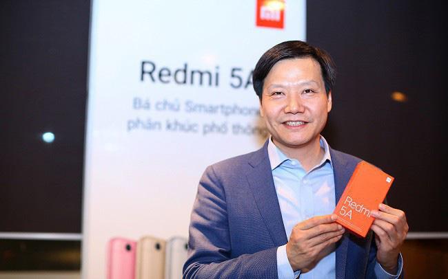 """CEO Xiaomi Lei Jun: """"Mặt bằng giá smartphone sẽ giảm mạnh khi chúng tôi đặt chân đến Việt Nam"""""""